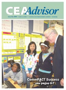 CEA Advisor June-July cover