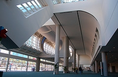 San Diego Convention Center. Photo by Bill Gracey, Flickr Creative Commons.