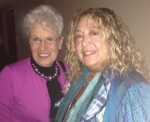 CEA President Sheila Cohen with Connecticut Lt.Gov. Nancy Wyman at President Obama's inauguration in Washington, D.C.