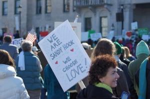 We are Sandy Hook, We Choose Love!