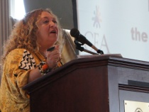 CEA President Sheila Cohen said