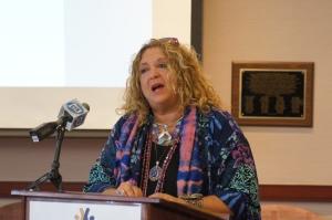 CEA President Sheila Cohen