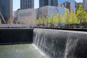 The National September 11 Memorial & Museum. Photo by Wally Gobetz via Flickr.