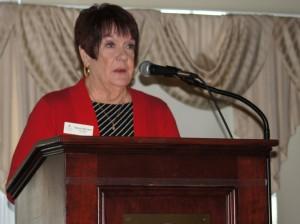 CEA Retired President Gloria Brown