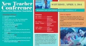 New teacher brochure image