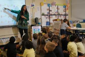 East Hartford classroom