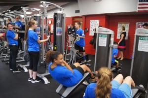 Derby HS Fitness Center