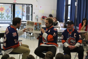 Sound Tiger Players at Stepney Elementary School