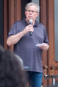 CEA Vice President Jeff Leake