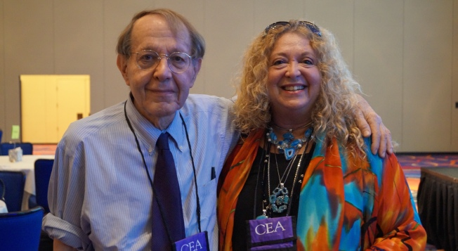 Sheila Cohen and Jonathan Kozol