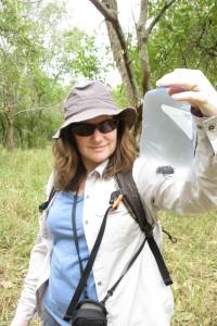 Woodstock Academy biology teacher Valerie May.