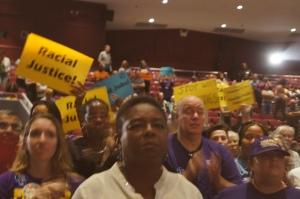 Rally at CCSU