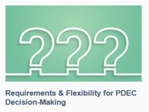PDEC decision making