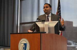 U.S. Secretary of Education John King told educators gathered at Central CT State University that