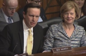 Connecticut Senator Chris Murphy serves on the Senate Health, Education, Labor, and Pensions Committee.